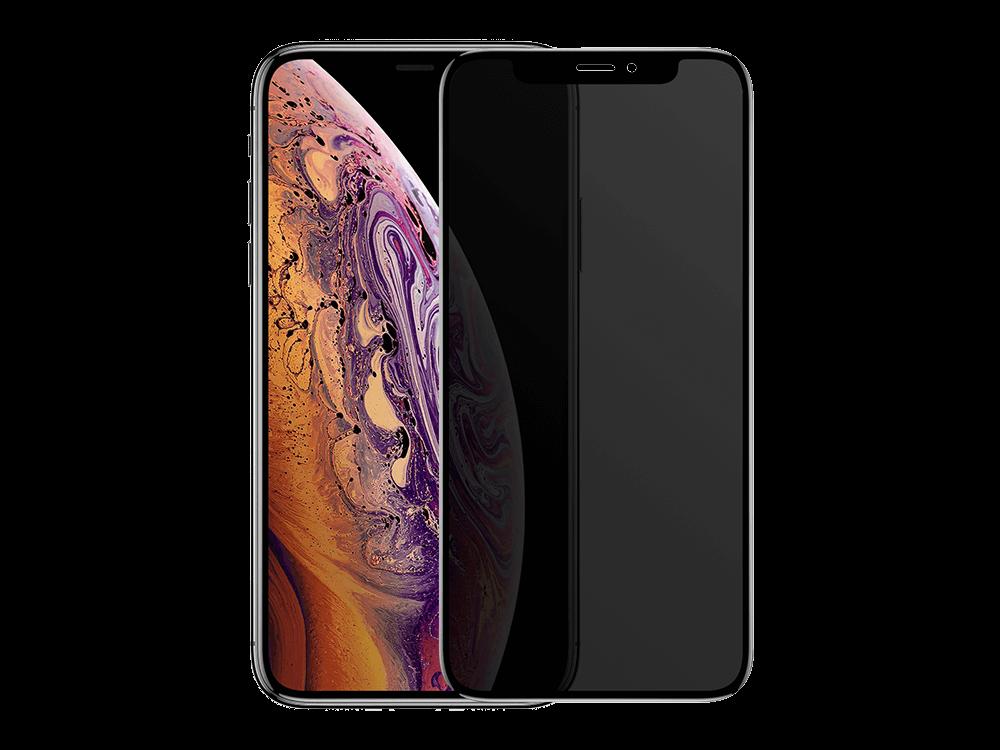 Binano Curved Matte Ceramic iPhone XS Max Nano Ekran Koruyucu