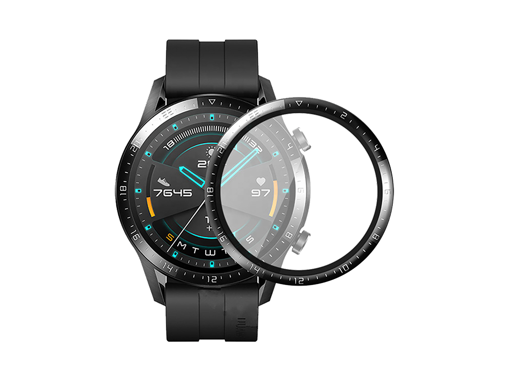 Binano Huawei Watch GT2 46 mm Ekran Koruyucu