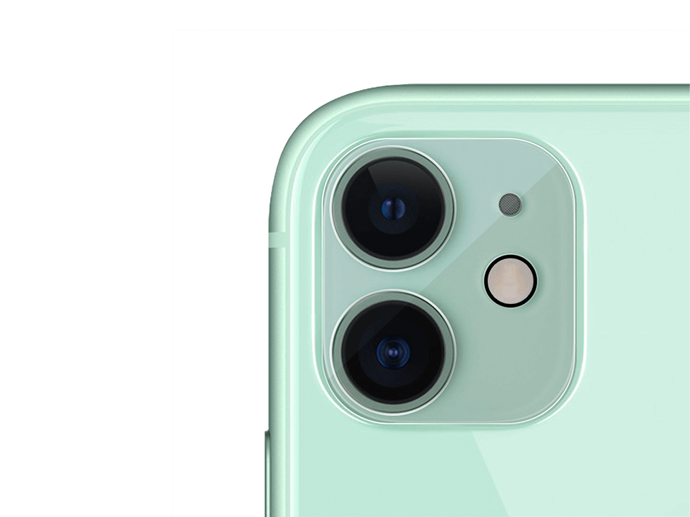 Binano iPhone 11 Kamera Koruyucu