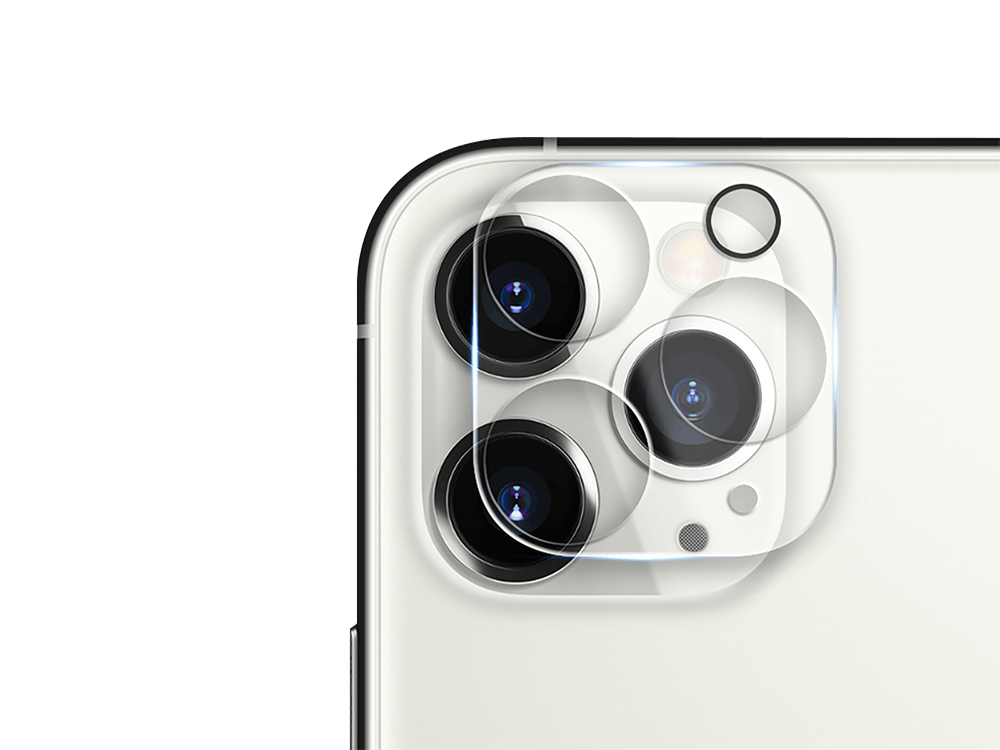 Binano iPhone 11 Pro Kamera Koruyucu