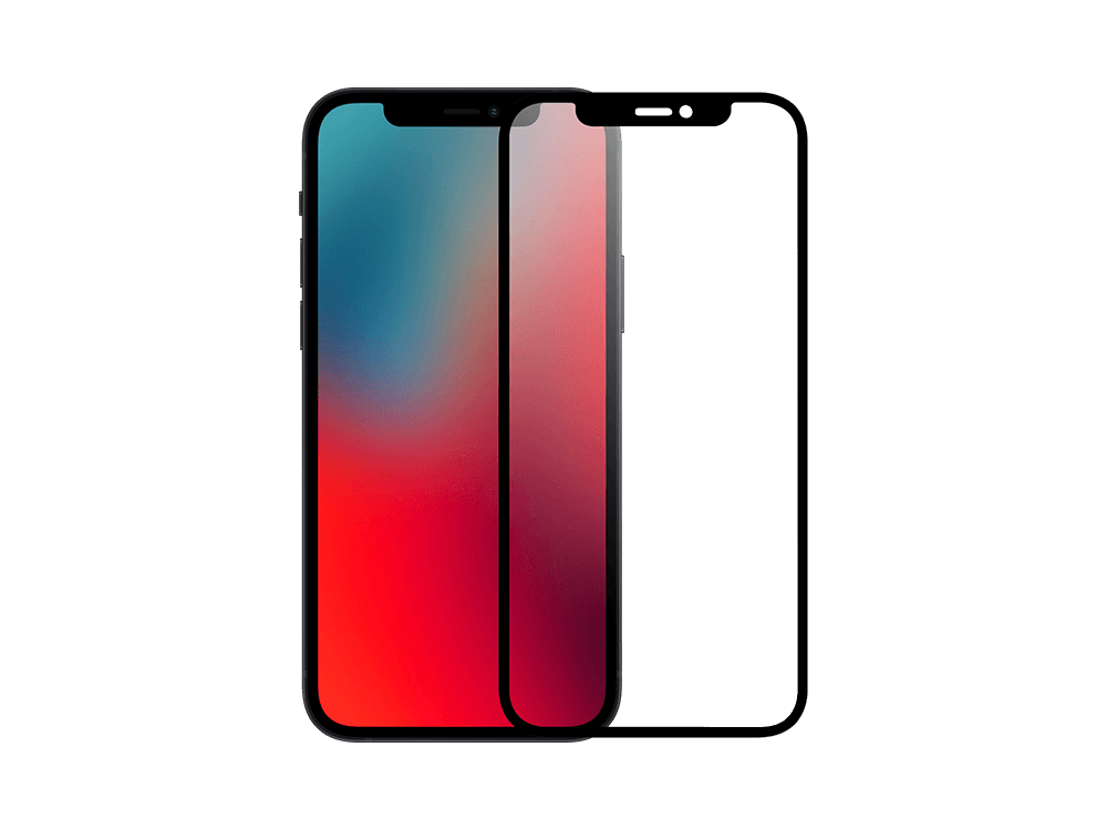 Binano iPhone 12 / iPhone 12 Pro 3D Ekran Koruyucu