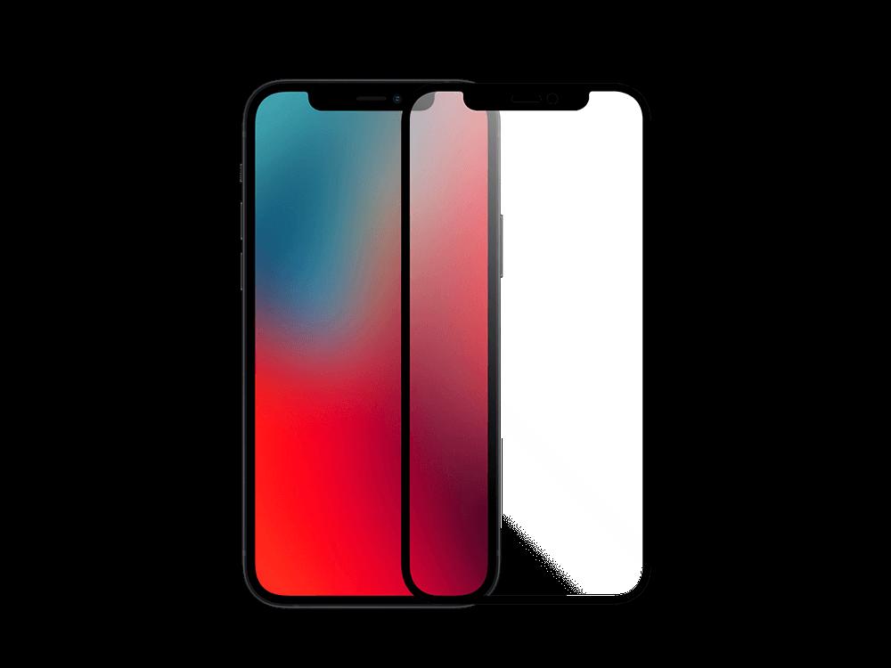 Binano iPhone 12 Mini 3D Ekran Koruyucu