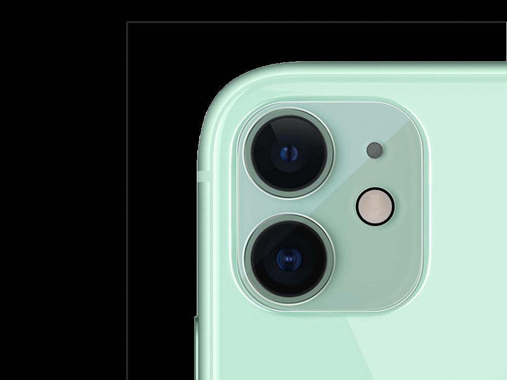Binano iPhone 12 Mini Kamera Koruyucu