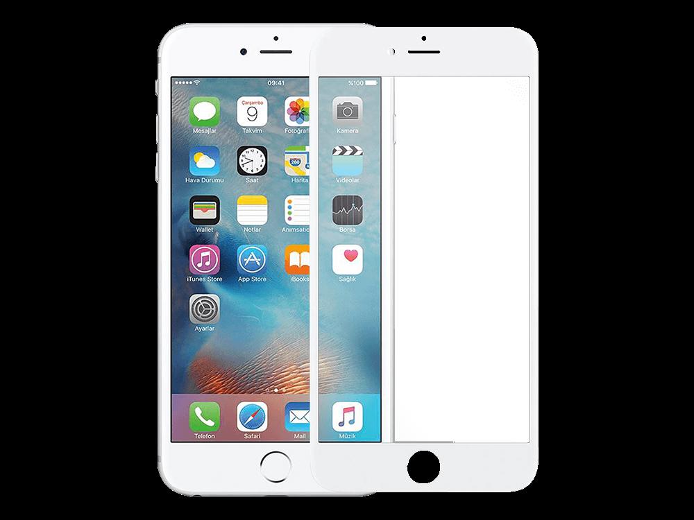 Binano iPhone 7 / iPhone 8 / iPhone SE 2020 3D Ekran Koruyucu
