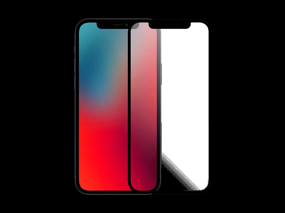 Binano Privacy Antidust iPhone 12 Mini Ekran Koruyucu