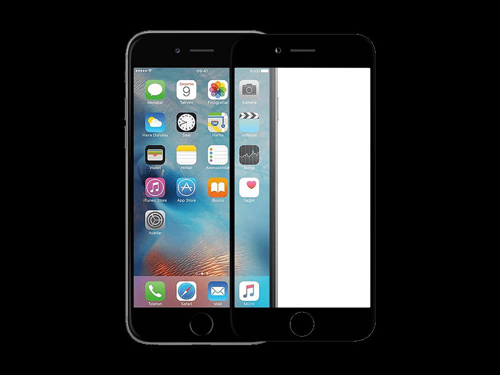 Binano Privacy Antidust iPhone 7 / 8 Plus Ekran Koruyucu