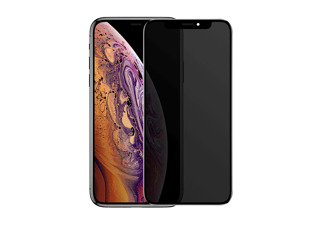 Binano Privacy Antidust Mat iPhone XR Ekran Koruyucu