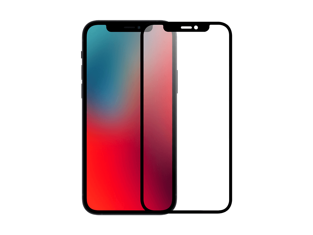 Binano Privacy Antidust Matte iPhone 12 Pro Max Ekran Koruyucu