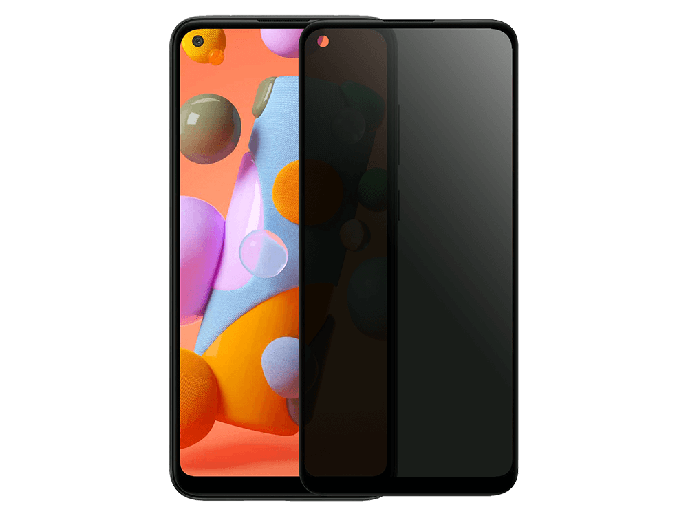 Binano Privacy Samsung A21S Ekran Koruyucu
