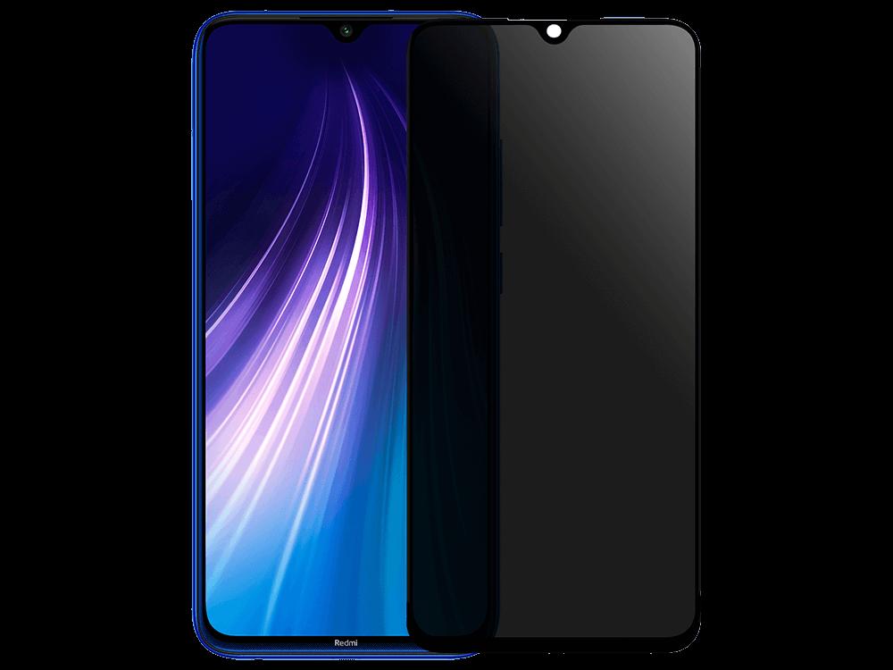 Binano Privacy Xiaomi Redmi Note 8 Ekran Koruyucu