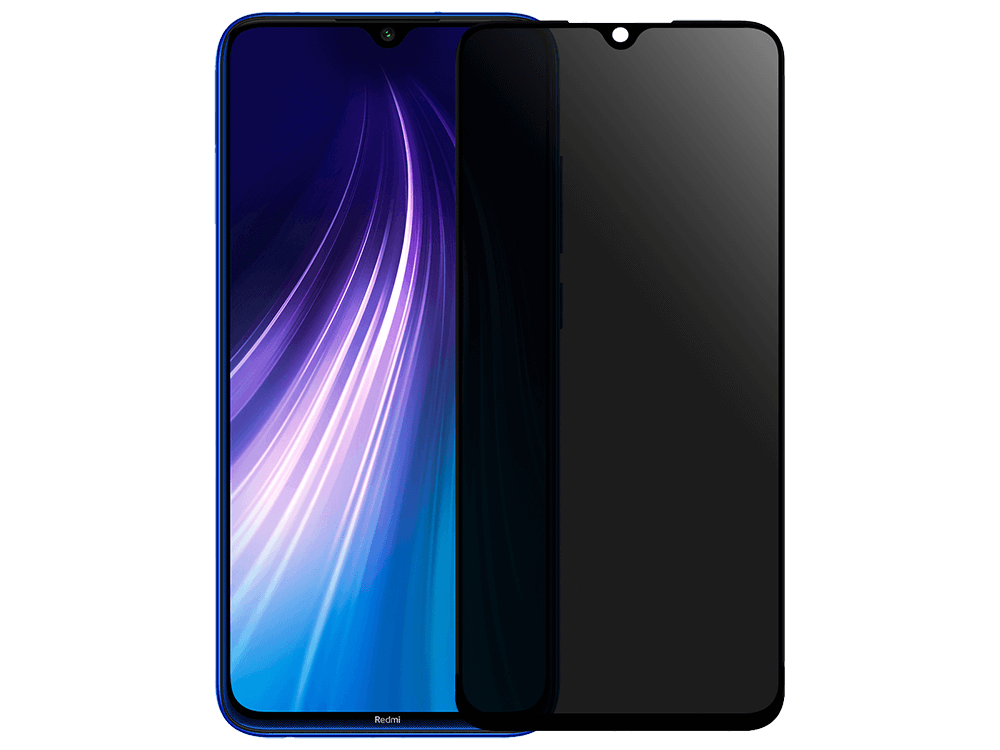 Binano Privacy Xiaomi Redmi Note 8 Pro Ekran Koruyucu
