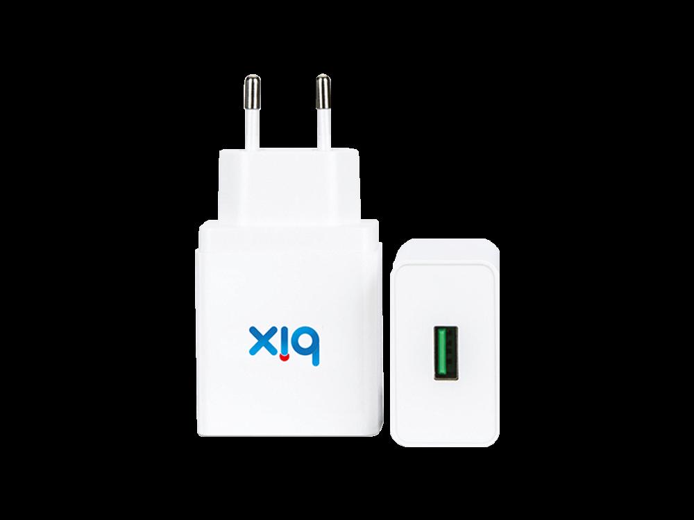 Bix BX-1UQ1-QC Qualcomm 3.0 Hızlı Şarj Adaptörü