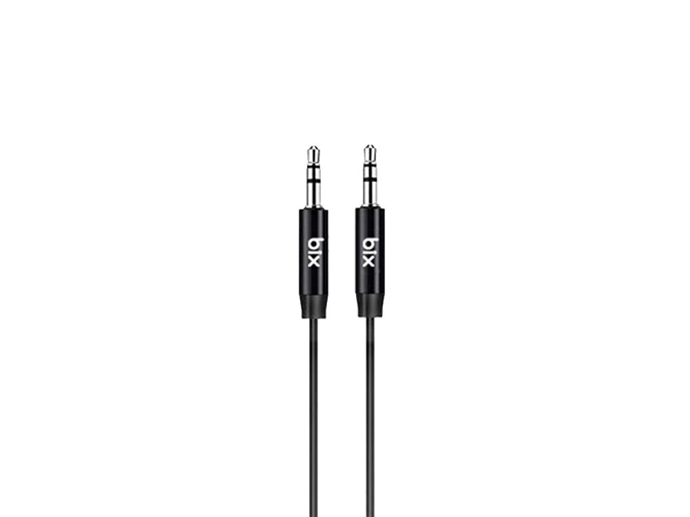 Bix BX-AX1 3.5 mm Aux Ses Kablosu (1m)