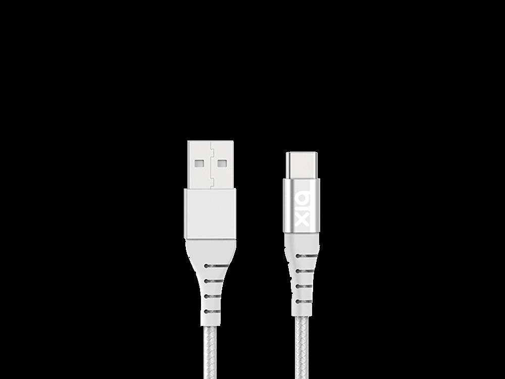 Bix BX-UC01C Type-C Şarj ve Data Kablosu