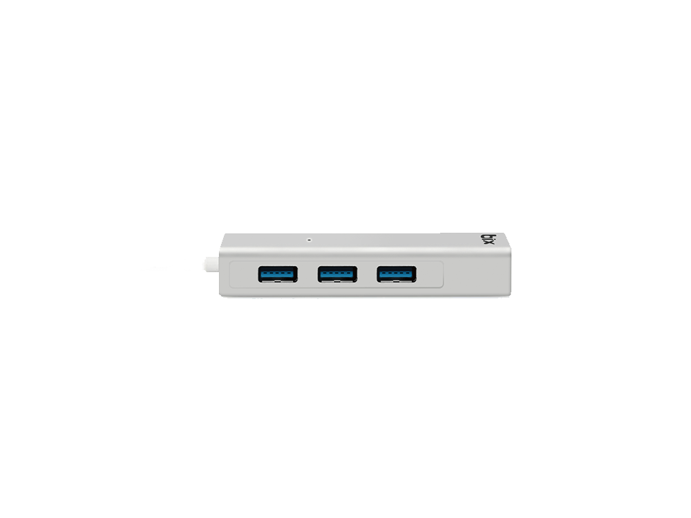 Bix BX06HB USB 3.0 3 Port HUB ve LAN Adaptörü