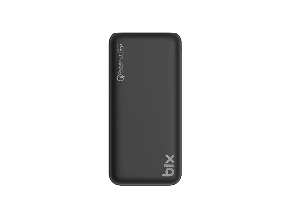 Bix PB20-QPD Çift Portlu Taşınabilir Şarj Cihazı 20000 mAh