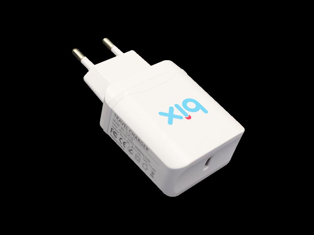 BİX Type-C PD Şarj Adaptörü 18W
