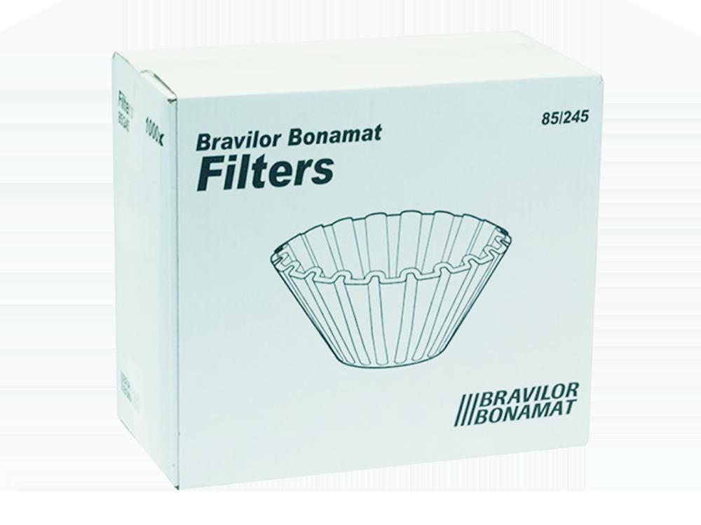 Bravilor Bonamat Filtre Kahve Kağıdı 85/245 mm