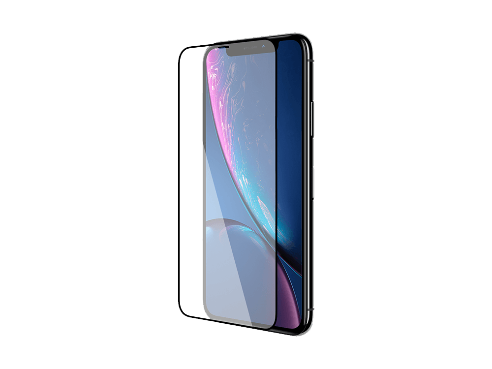 Buff iPhone 11/XR 5D Cam Ekran Koruyucu