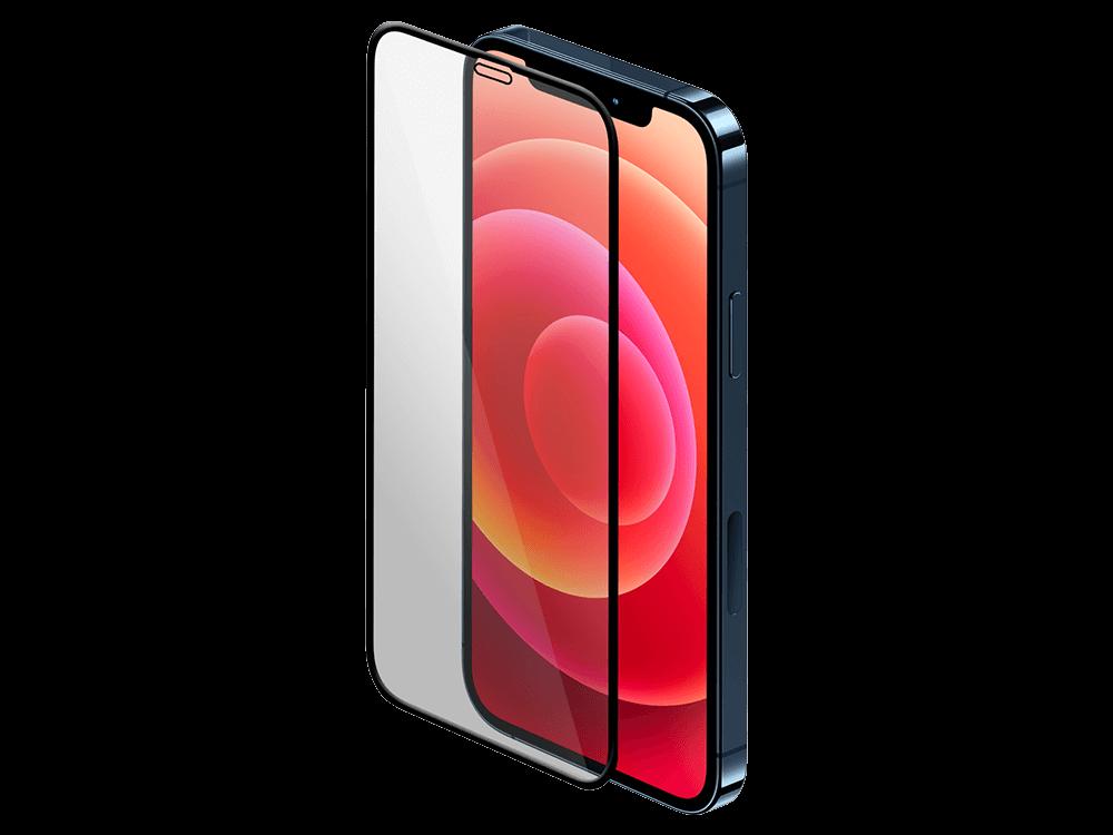 Buff iPhone 12 / 12 Pro 5D Cam Ekran Koruyucu