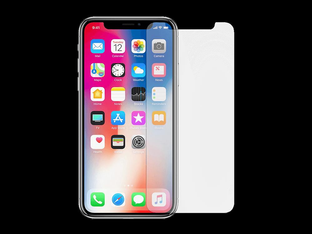 Buff iPhone X Film Ekran Koruyucu