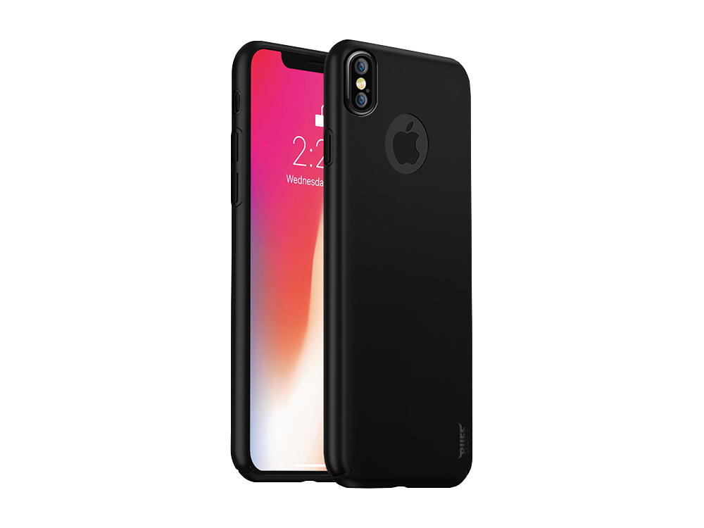 Buff iPhone X Slim Fit Koruyucu Kılıf