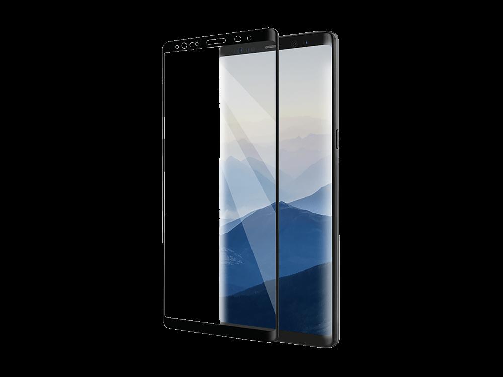 Buff Samsung Galaxy Note9 5D Cam Ekran Koruyucu