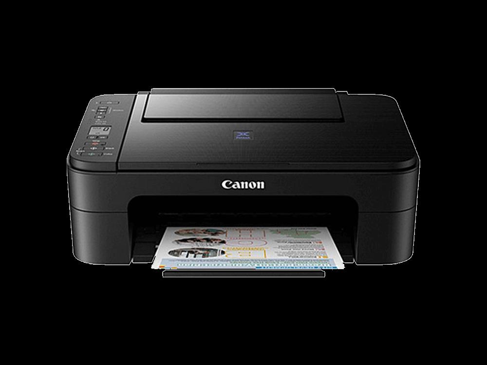 Canon Pixma E3340 Renkli İnkjet Fotokopi / Tarayıcı / Wi-Fi Yazıcı