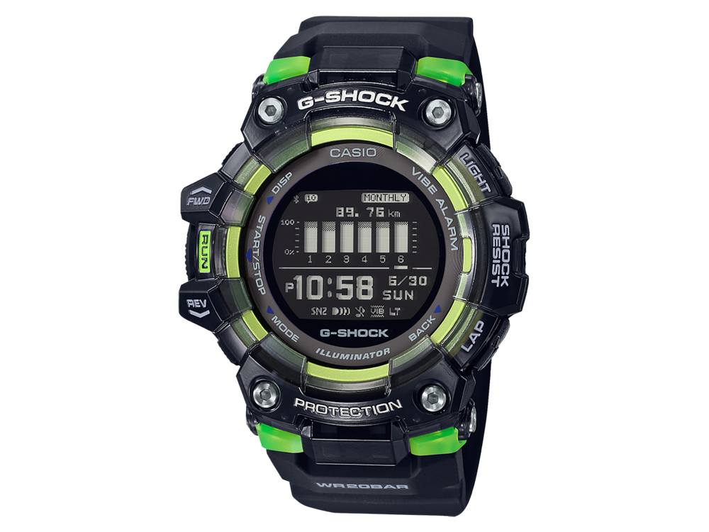 Casio GBD-100 G-Squad Kol Saati