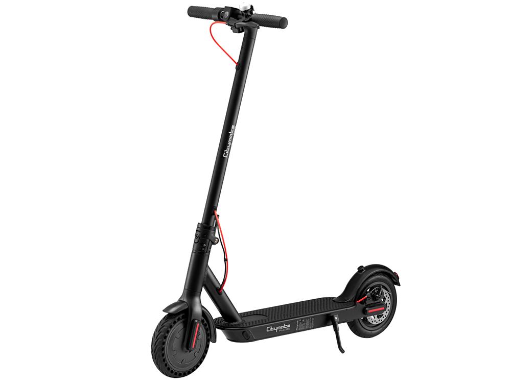 Citymate Plus Bluetooth 8.5 Inch Şişme Teker 350 W Elektrikli Scooter