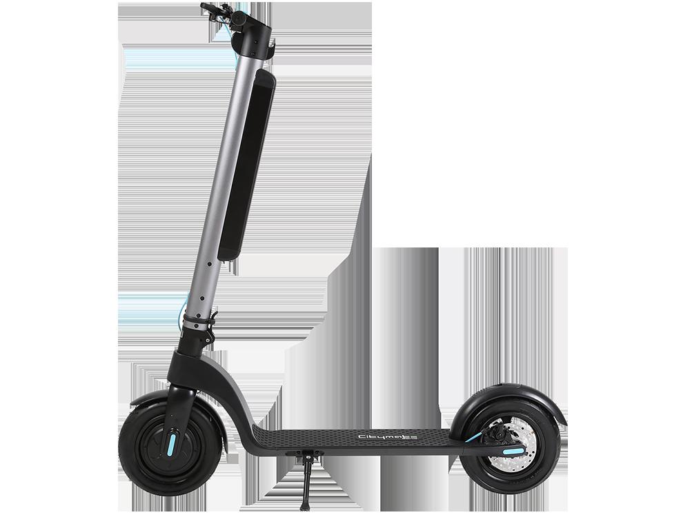 Citymate X8 Sonic 10 inch Şişme Teker 350 Watt Elektrikli Scooter