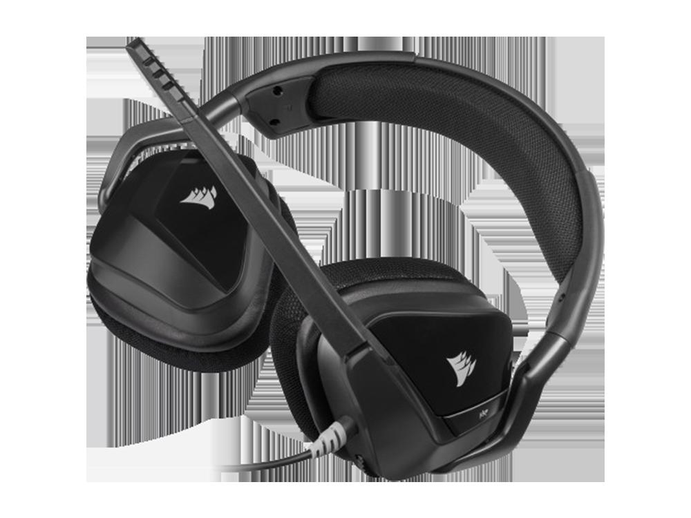 CORSAIR CA-9011208-EU Void Elite Stereo Kablolu Kulak Üstü Oyuncu Kulaklığı