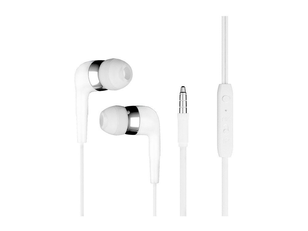 Dexim Mikrofonlu Kulak İçi Kulaklık