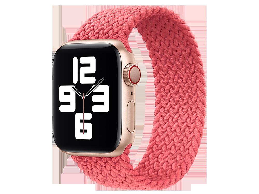 E2M Apple Watch 38-40 mm KRD-15 Örgü Kordon L Beden -3