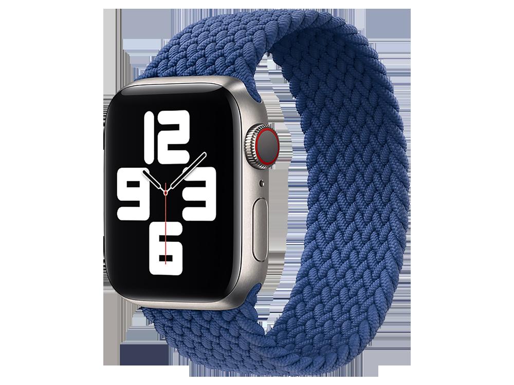 E2M Apple Watch 38-40 mm KRD-15 Örgü Kordon S Beden -1