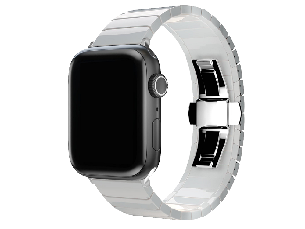 E2M Apple Watch 42-44 mm KRD-17 Seramik Kordon