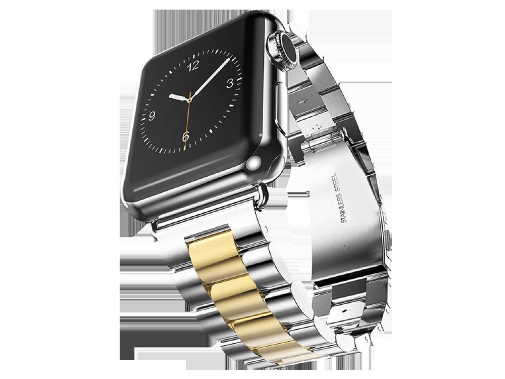 E2M Apple Watch 42-44 mm KRD-20 Metal Kordon