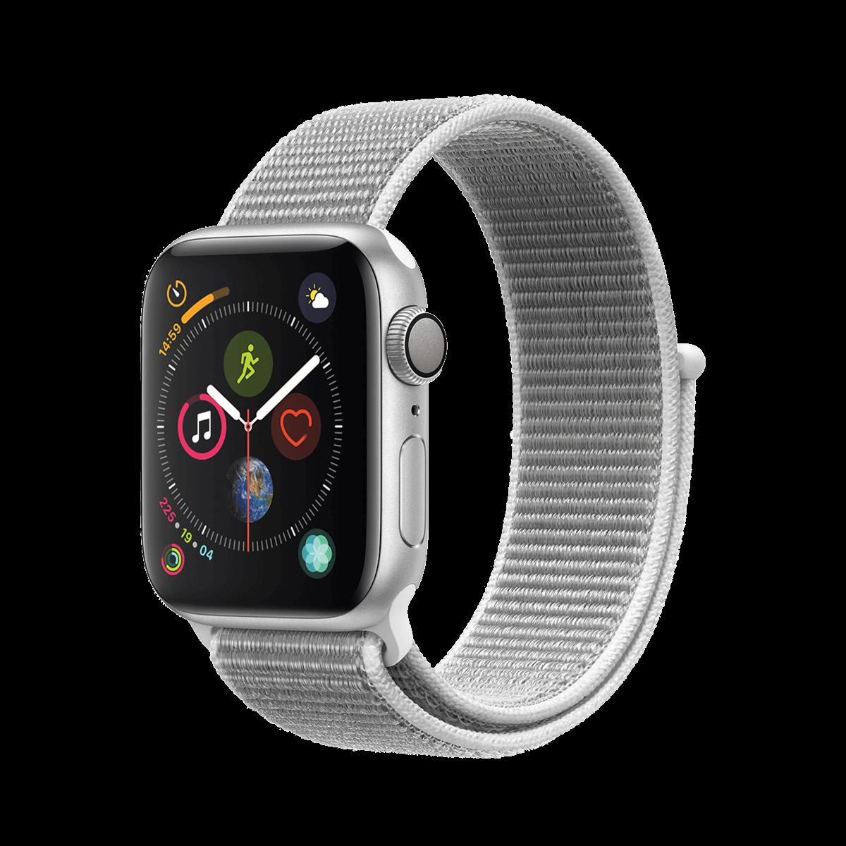 E2M Apple Watch 38-40 mm KRD-03 Hasır Kordon - 1