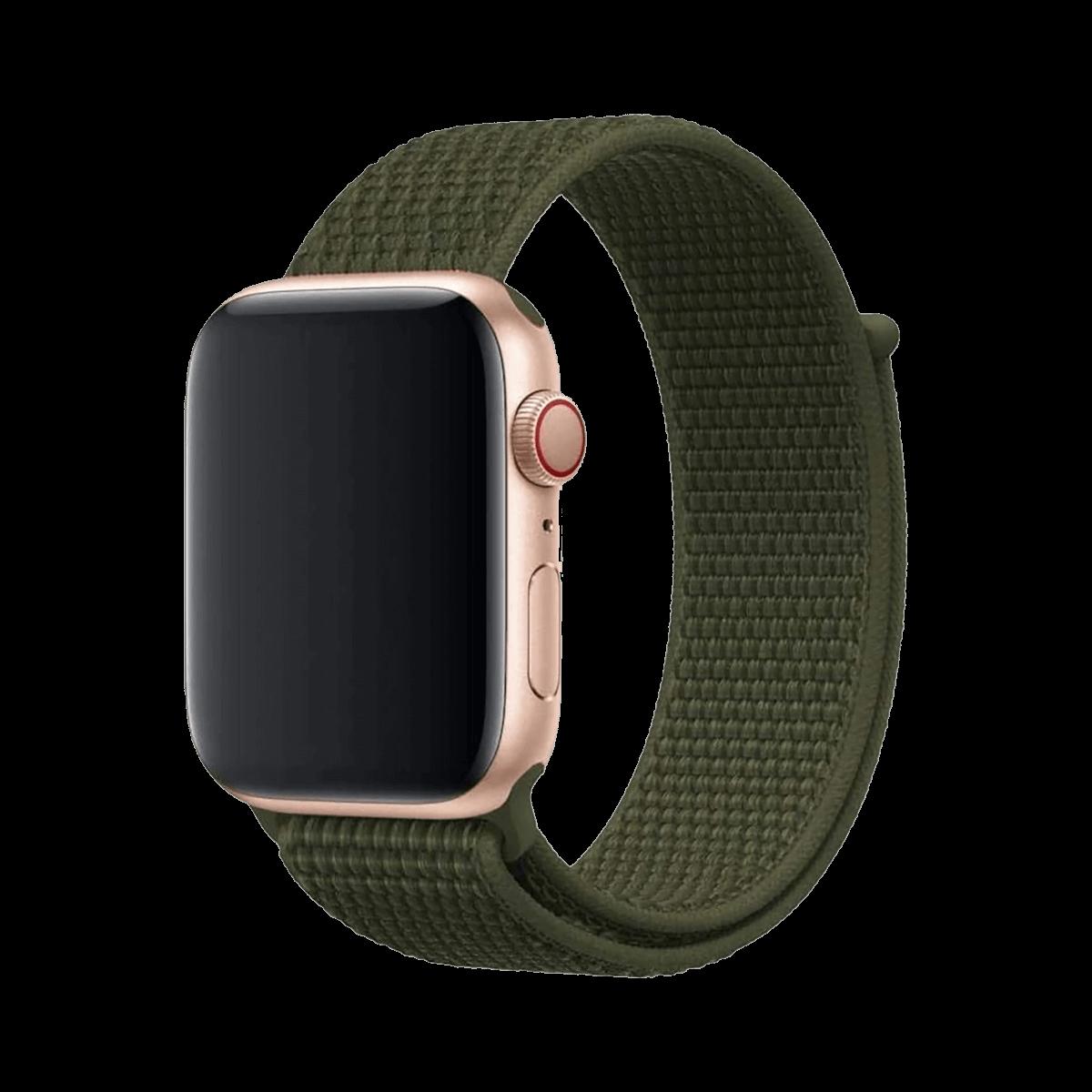 E2M Apple Watch 38-40 mm KRD-03 Hasır Kordon - 2