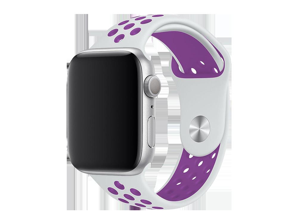 E2M Apple Watch 42-44 mm KRD-04 Spor Kordon - 2