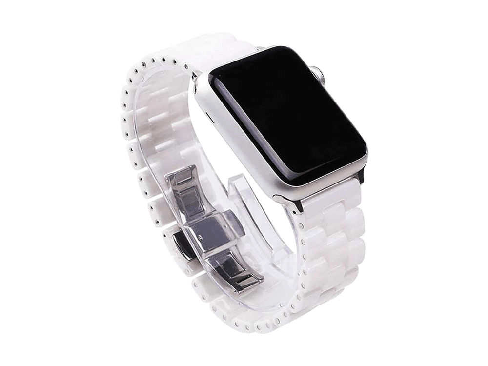 E2M Apple Watch 38-40 mm KRD-08 Seramik Kordon