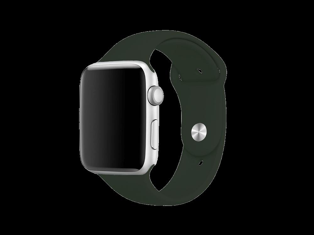 E2M Classic Apple Watch Silikon Kordon 38-40 mm - 2