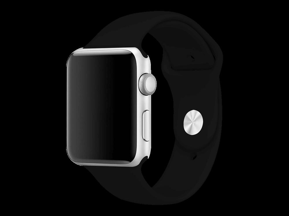 E2M Classic Apple Watch Silikon Kordon 38-40 mm – 4