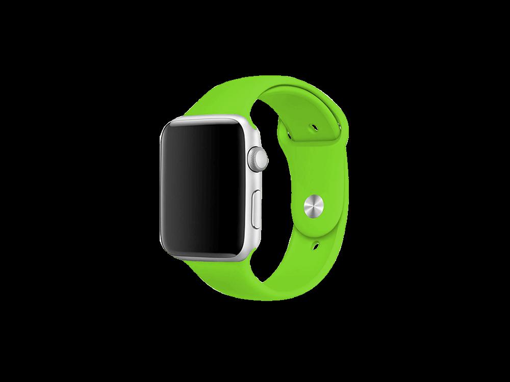 E2M Classic Apple Watch Silikon Kordon 42-44 mm - 2