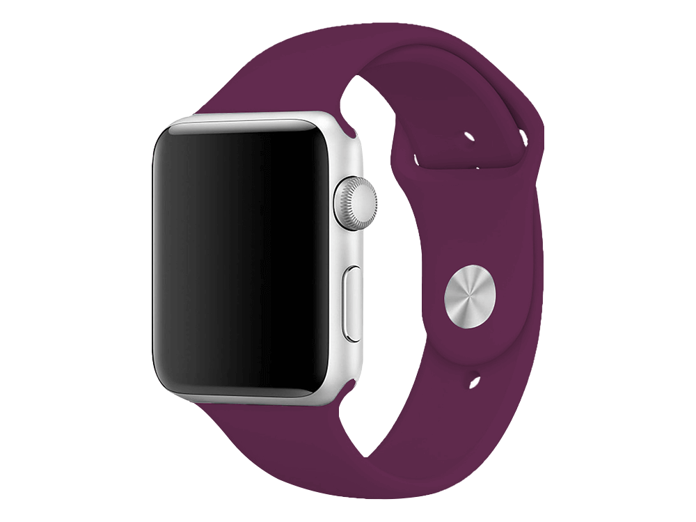 E2M Classic Apple Watch Silikon Kordon 42-44 mm – 3