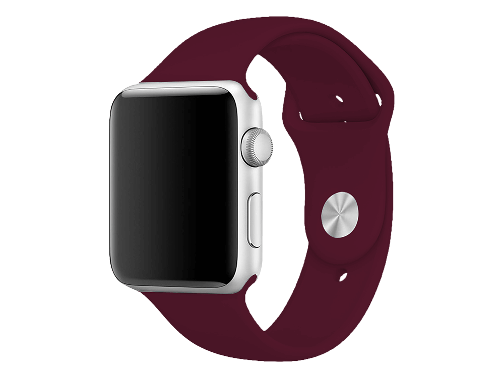 E2M Classic Apple Watch Silikon Kordon 42-44 mm – 4