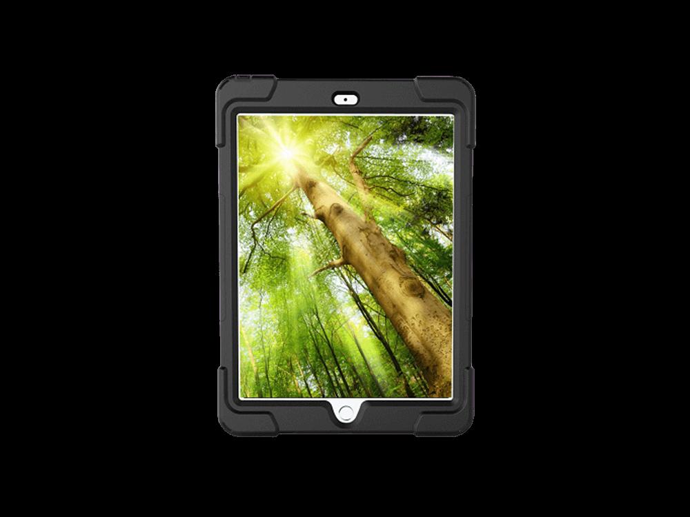 E2M Defender iPad 10.2 inç Silikon Kılıf