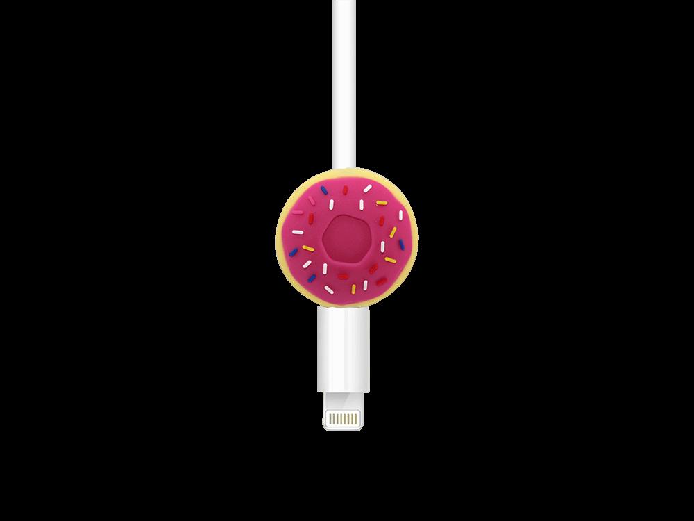 E2M Donut Silikon Kablo Koruyucu
