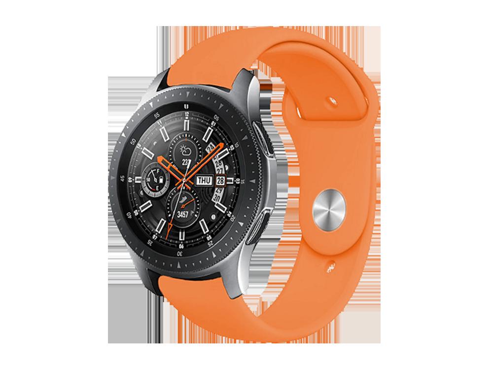 E2M Huawei Watch 20 mm KRD-19 Classic Silikon Kordon-1