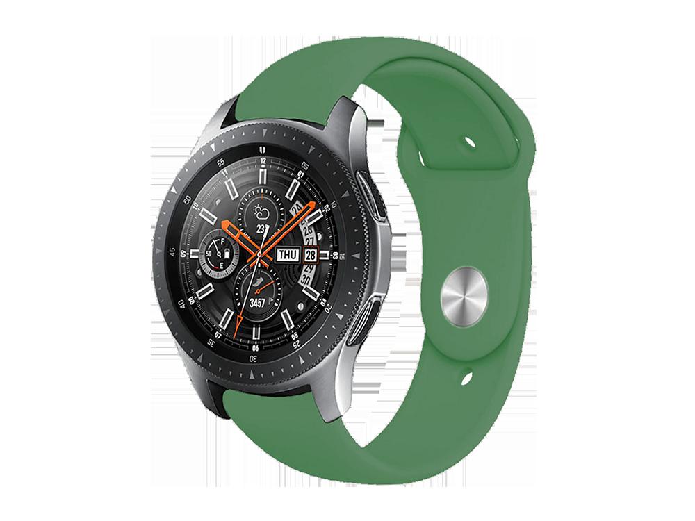 E2M Huawei Watch 22 mm KRD-19 Classic Silikon Kordon -1